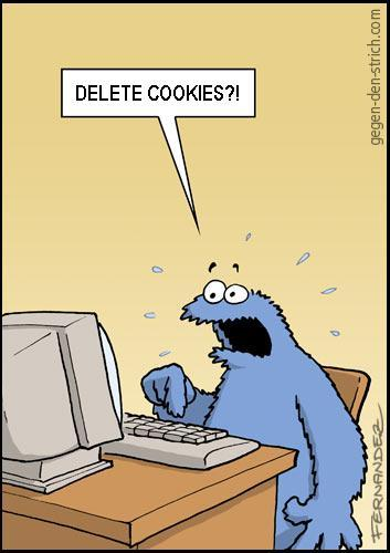 cookie monster delete cookies
