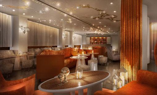 Mondrian Hotel Lobby Bar ADCB
